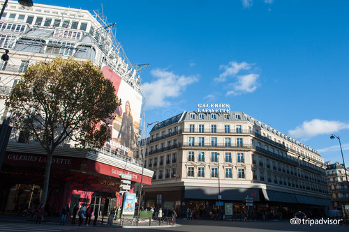 Opéra / Bourse