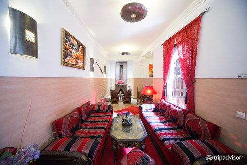 Riad La Porte Rouge