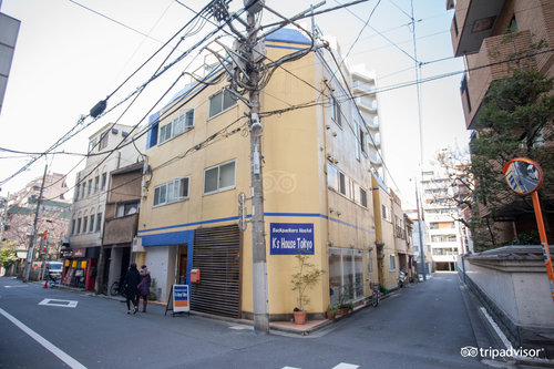 K's House民宿 東京