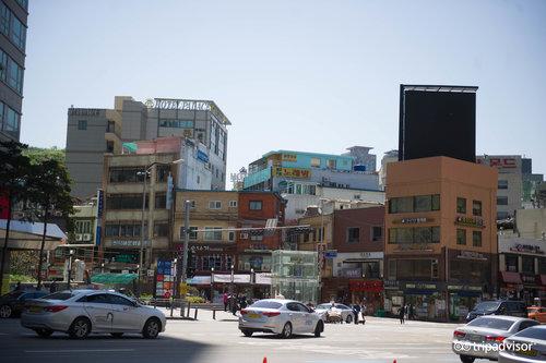 Myeongdong / Namdaemun
