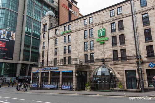 Holiday Inn Glasgow City Centre Theatreland