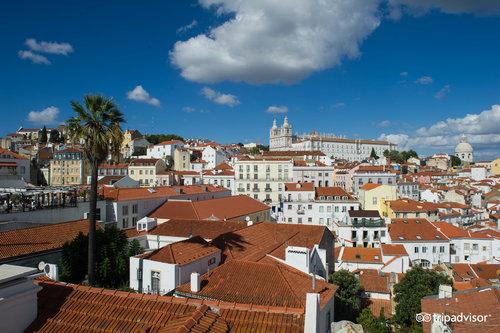 Castelo, Alfama y Mouraria