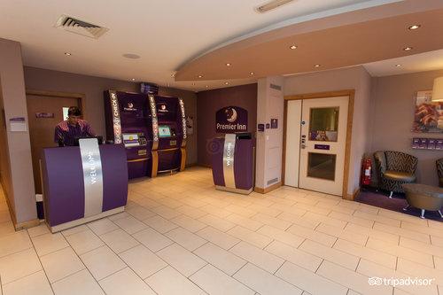 Premier Inn Stratford Upon Avon Waterways Hotel