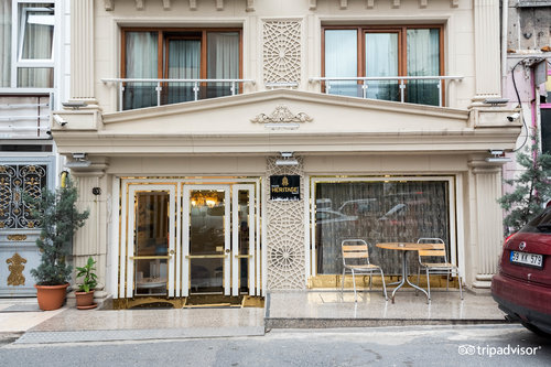 伊斯坦布爾世界遺產酒店
