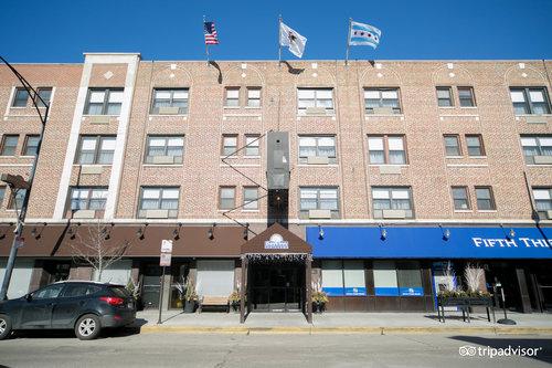 Hotel Versey - Days Inn Chicago