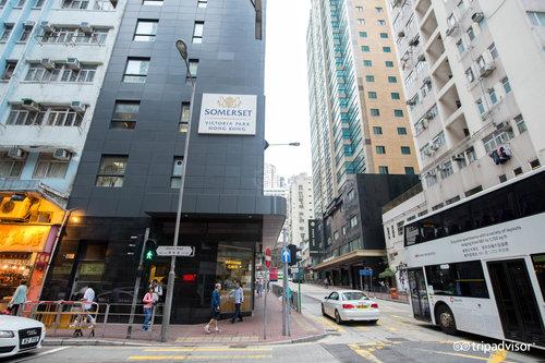 Somerset Victoria Park Hong Kong