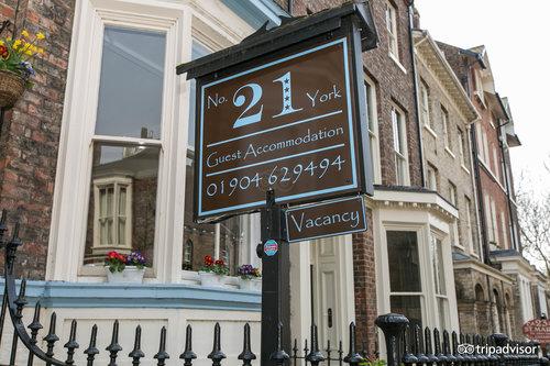 No. 21 York