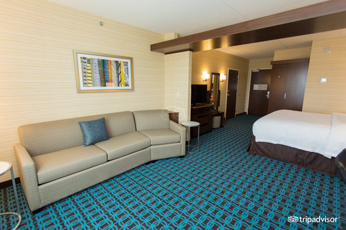 Fairfield Inn & Suites Edmonton North