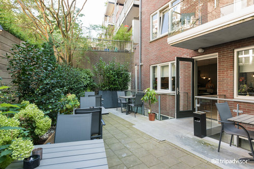 The Muse Amsterdam - Boutique Hotel