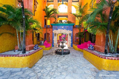 Hotel Hacienda Maria Bonita