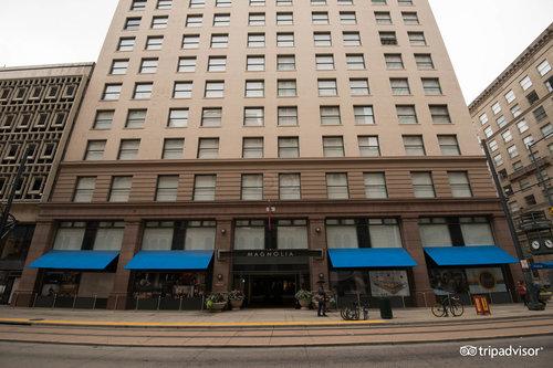 Magnolia Hotel Denver