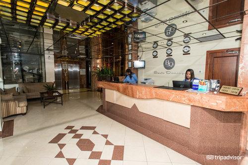 فندق بي كيو سانتو دومينجو التابع لسلسلة فنادق بي كيو
