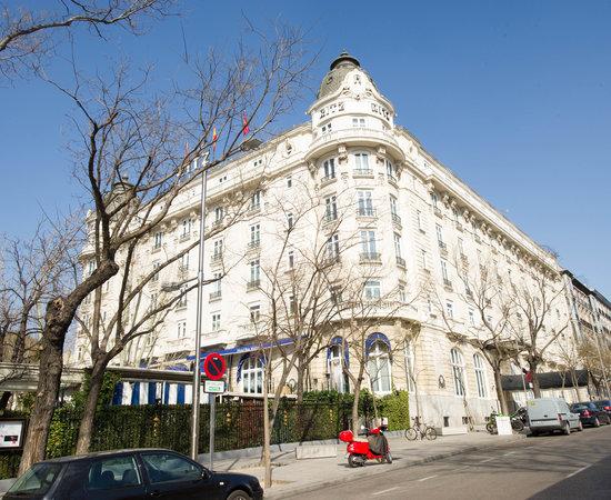 ホテル リッツ マドリード