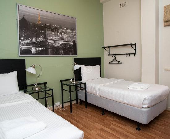市中心經濟酒店