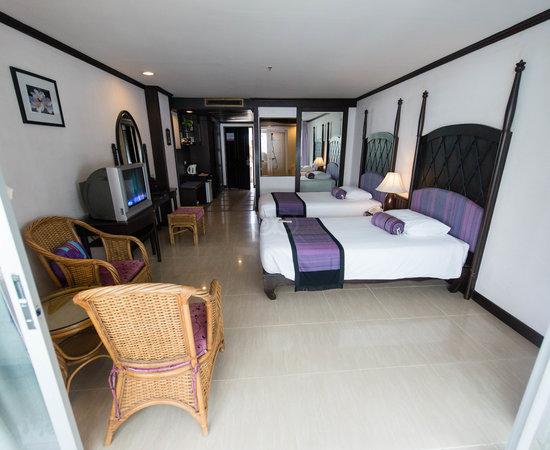 チャアム メタラワライ ホテル