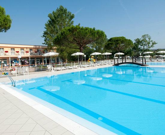 Hotel Club Spiaggia Romea