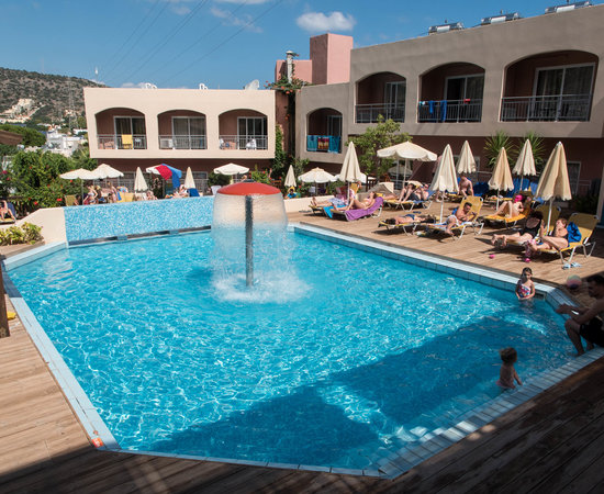 Eurohotel Katrin Hotel and Bungalows