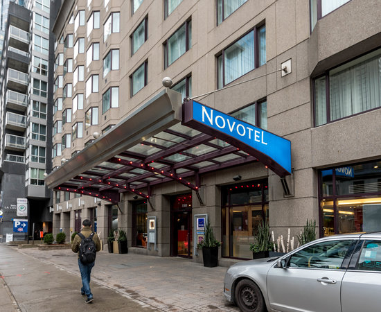 Novotel Montreal Centre