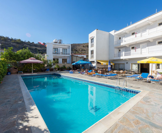 Lithos Antonis G Apartment Hotel