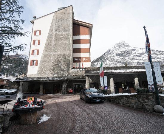 Grand Hotel Royal e Golf