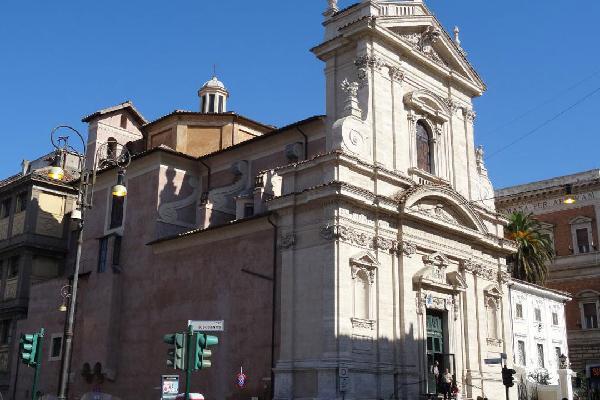 Ludovisi/Via Veneto