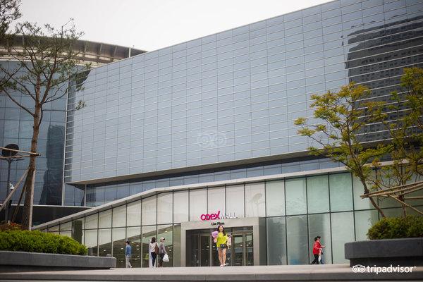 Samseongdong / COEX