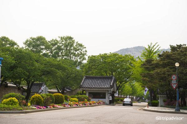 三清洞/北村韓屋村