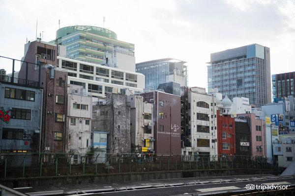 Kanda/Akihabara/Ochanomizu