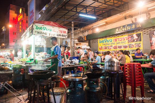 Barrio chino/Yaowarat