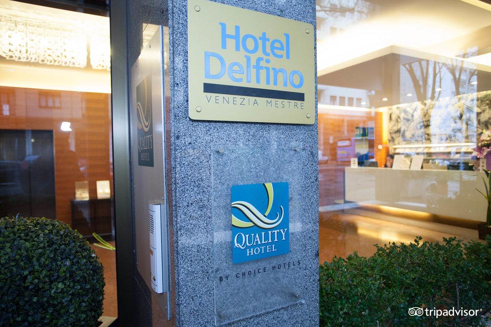 ホテル デルフィーノ メストレ