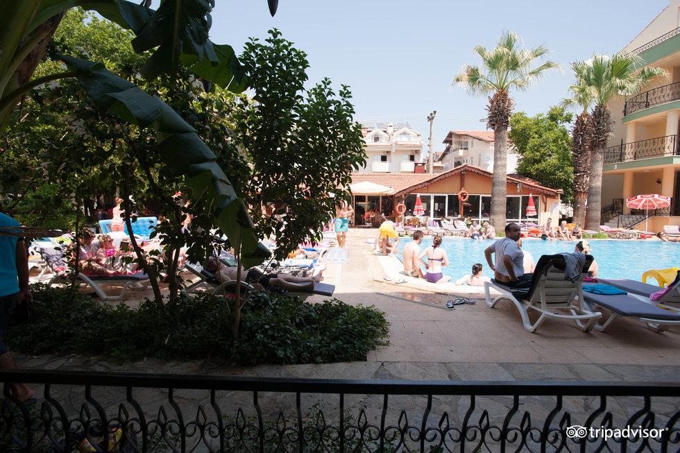 Club Palm Garden (Keskin) Hotel  & Apartments
