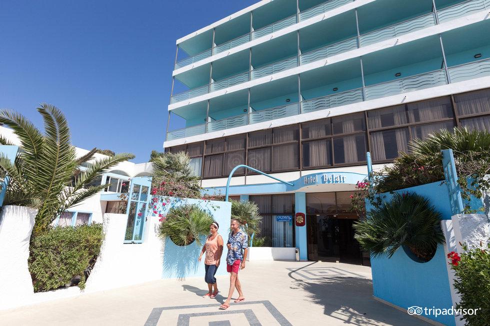 貝雷爾海灘飯店