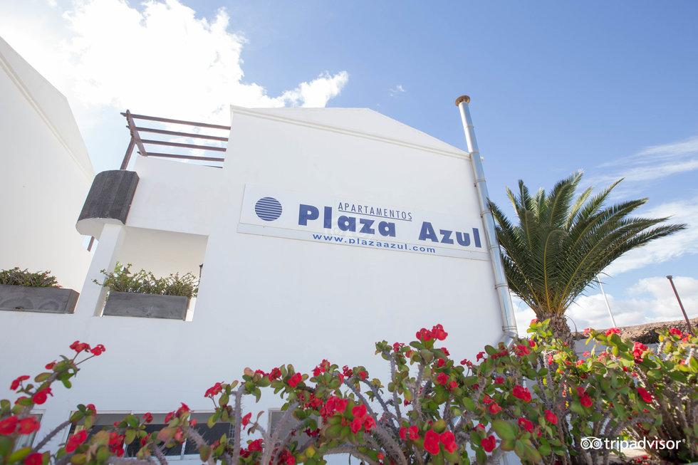 Plaza Azul