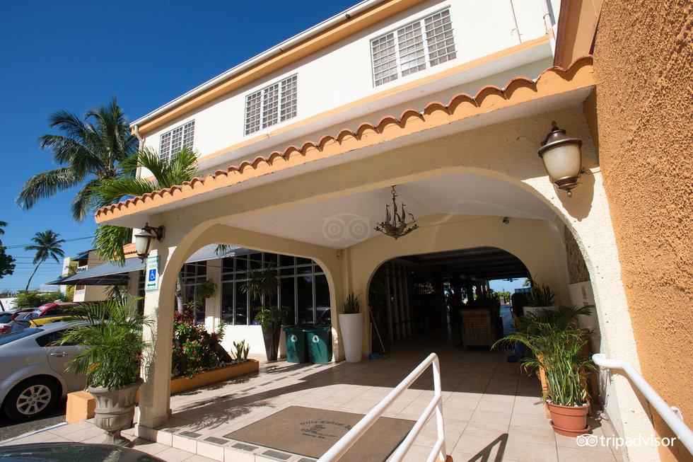 科弗雷西別墅飯店