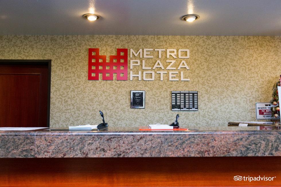 메트로 플라자 호텔