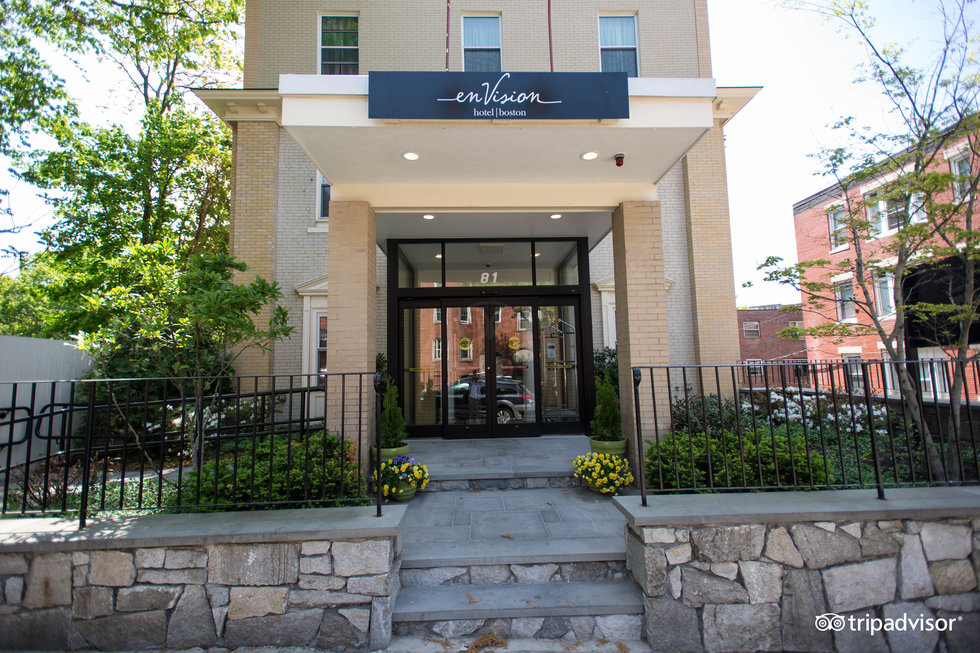波士頓展望酒店 - 阿桑德連鎖酒店成員
