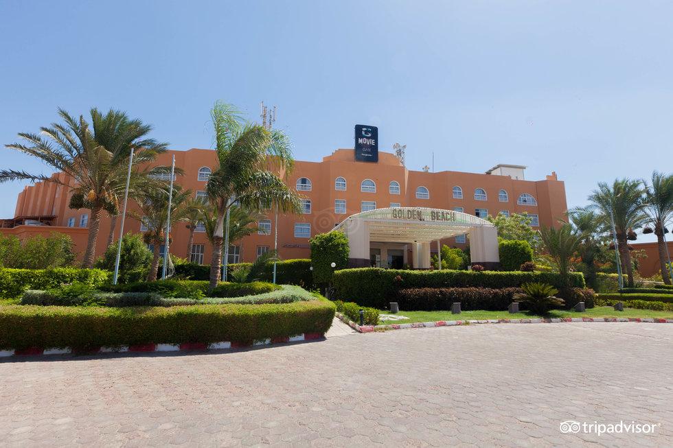 Movie Gate - Golden Beach Hotel