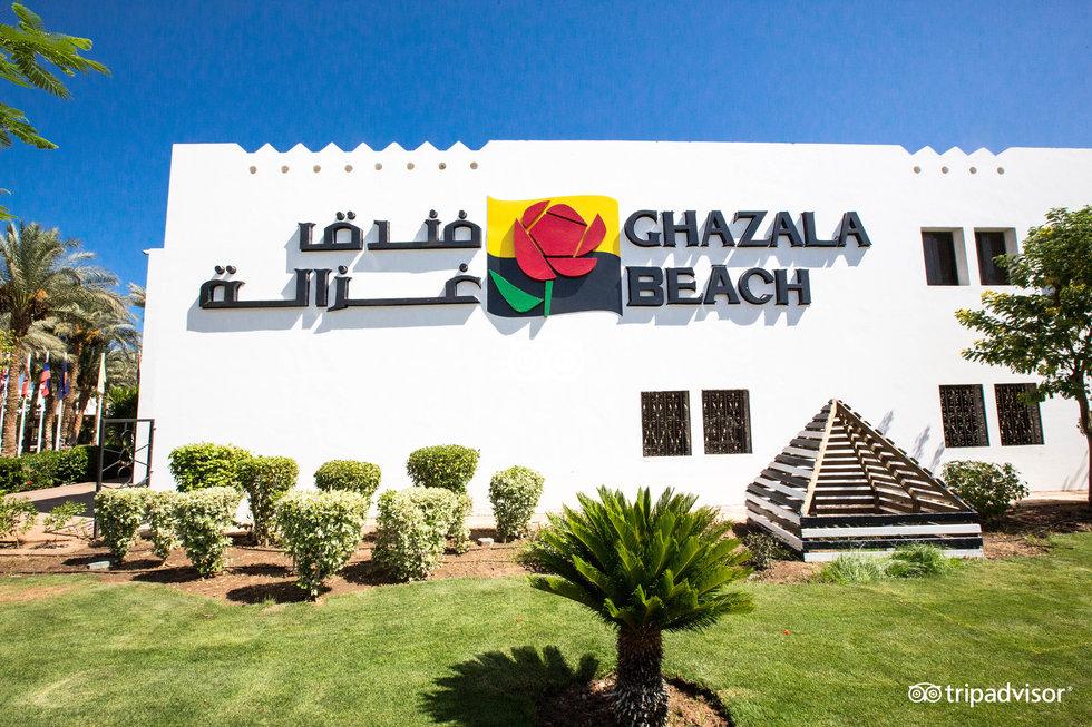 ガザラ ビーチ ホテル