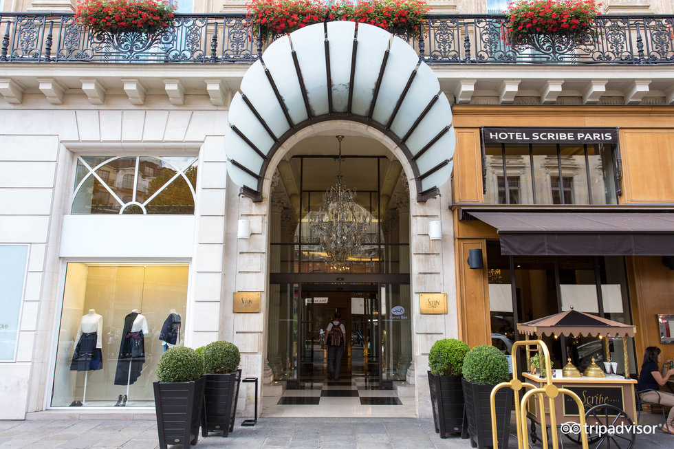 Hôtel Scribe Paris Opéra by Sofitel