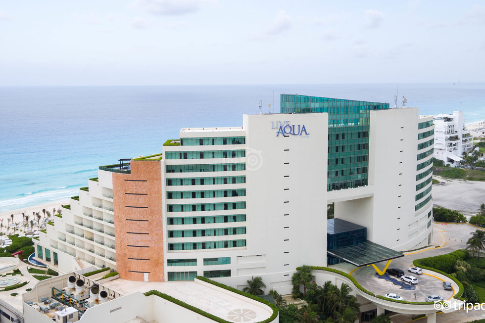 Live Aqua Beach Resort Cancun