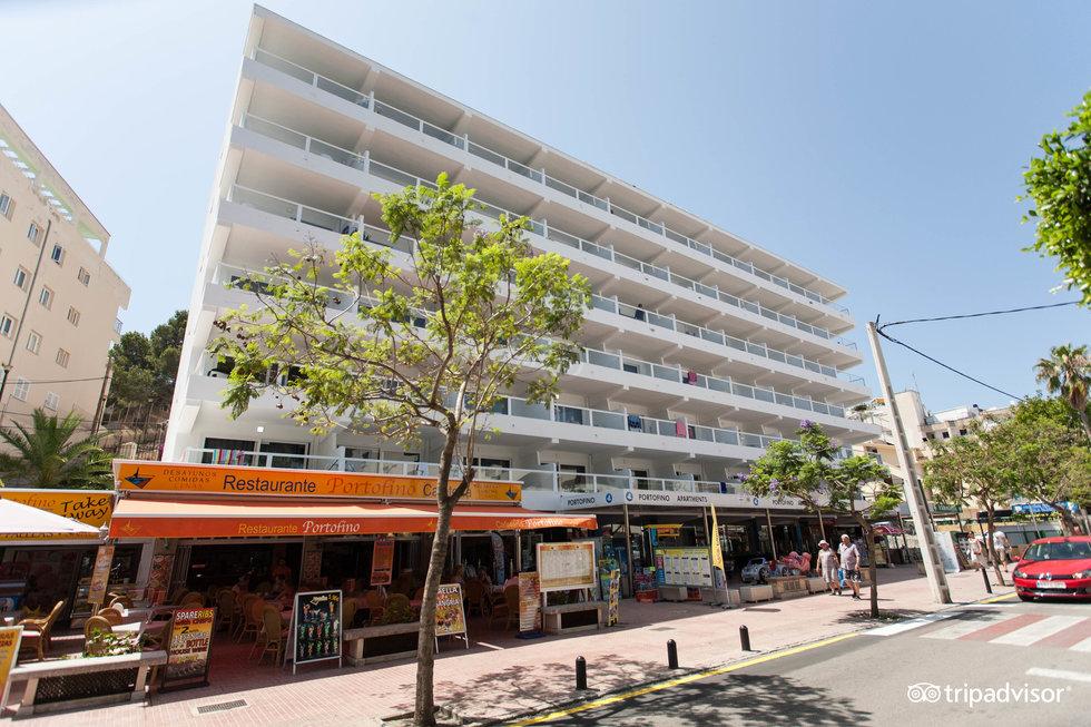 Apartamentos Portofino y Sorrento