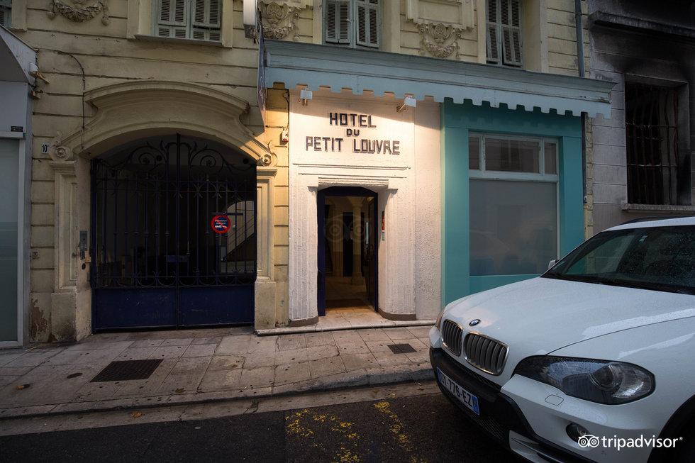 Hotel du Petit Louvre