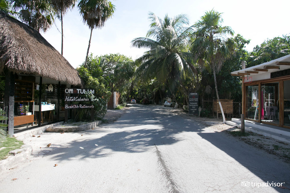 Om Tulum Hotel Cabanas and Beach Club