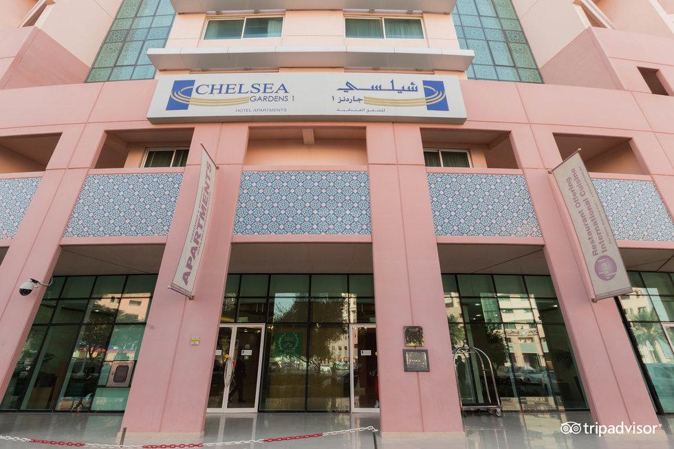 Chelsea Gardens Hotel Apartments