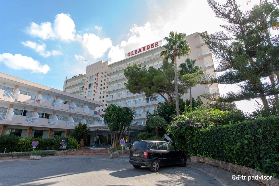 夾竹桃酒店