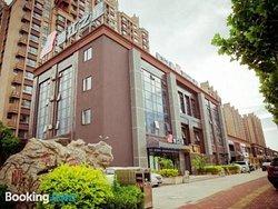 Jinjiang Inn Cangzhou Gaotie West Station Rongsheng Plaza