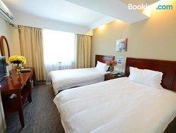 GreenTree Inn Huai'an Termial Station North Huaihai North Road Business Hotel