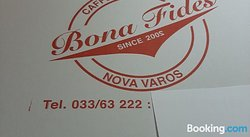 Apartmants Bona Fides
