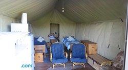Waterlea-on-River Tented Cabins