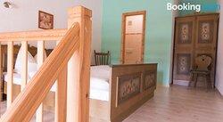 Naturstammhaus und Appartements Zum Brockenbacker
